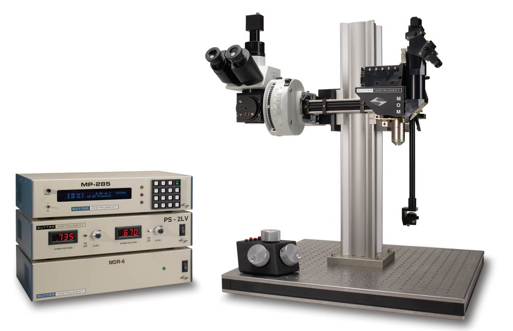 Sutter Instrument Company - MICROSCOPES