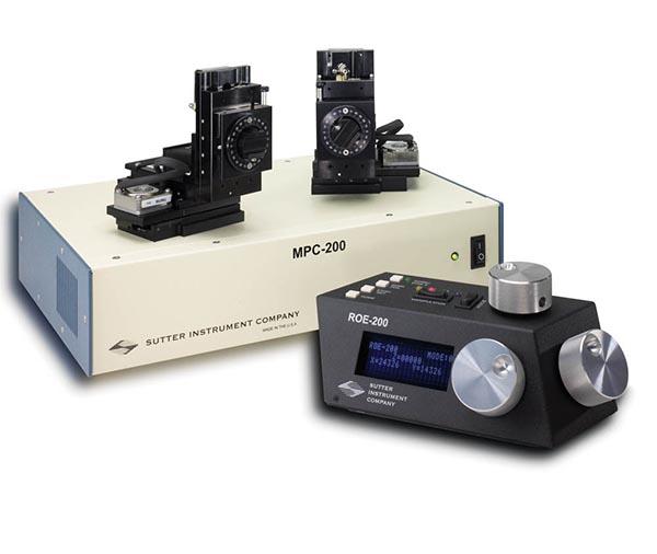 MPC-200/MPC-385/MPC-325 Multi-Micromanipulator Systems
